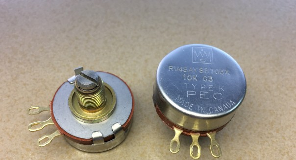 American Honeywell RV4SAYSB103A import potentiometer 10K o adjustable resistor switch<br>