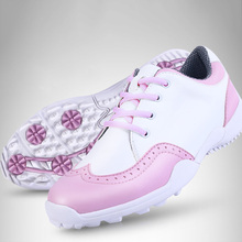 Best Selling Women Shoes Golf Shoes Non-Slip Outdoor Sneakers Comfortable Breathable Women Golf Shoes Size 34-39