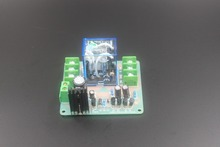 Assembled High-power soft start board / high current relay with 40A / Class A amplifier essential