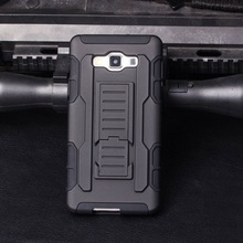 Heavy Duty Shockproof Hybrid Holster Impact Armor Stand Hard Case+Belt Clip For Samsung Galaxy Core 2 G355H