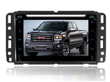 full  touch screen MTK3360 512Mb WINCE 6.0 car DVD player  for GMC Chevrolet Chevy Yukon Sierra Tahoe Acadia Suburban Avalanche