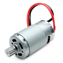 9115 2.4GHz Car Spare Parts 390 Motor With Gear 15-DJ01(China)