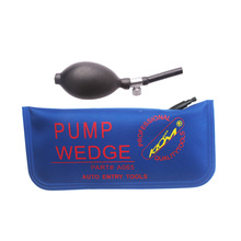 KLOM PUMP WEDGE Airbag New for Universal Air Wedge ,LOCKSMITH TOOLS lock pick set.door lock opener bump key padlock tool blue