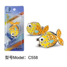 Brand New Golf Cap Clip marker Rhinestone Accessories Multi Style Hat Clip Ball Magnetic Hat Clips High Quality Outdoor Alloy(China)