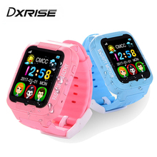 Kids K3 Smart GPS Watch Overall Waterproof MTK2503 children Security GPS Tracker GPS Watch phone with Camera MP3
