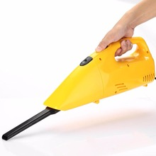 2 In 1 Car Air Inflator Pump Dry Wet Cleaner Dust Catcher Cleaning Tool Handheldcar 90W Vacuum Cleaner Auto Portable Dust Brush