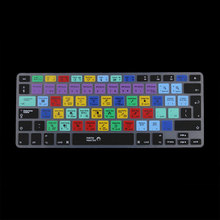 "2016 Newest Colorful for Apple laptop keyboard PS Soft Silicone Cover Skin Protector film for Apple MacBook Air 13"" 15"" 17"" Inch"
