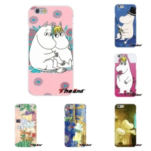 For Samsung Galaxy A3 A5 A7 J1 J2 J3 J5 J7 2015 2016 2017 Cartoon Moomin Valley Kind Hearted Cute Slim Silicone Case