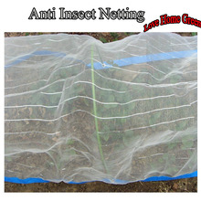 Protective Netting Mesh Anti Insect Netting Garden veg grow Net Ultra Fine Veggiemesh Crop Veg Protection barrier Hunting Blind(China)