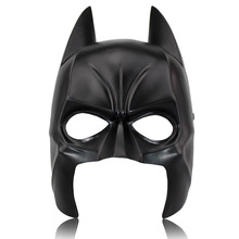 Halloween Gift Bruce Wayne Movie Theme Cosplay Masquerade Ghoul Scary Ghost Skull Party Home Decoration Resin Mask(China)