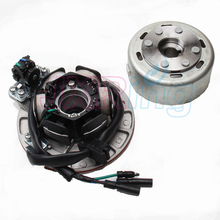 Magneto Stator Rotor Kit Without Light FIT Chinese YX 150cc 160cc Engine Pit Dirt Bike PitsterPro Stomp Thumpstar SDG GPX(China)