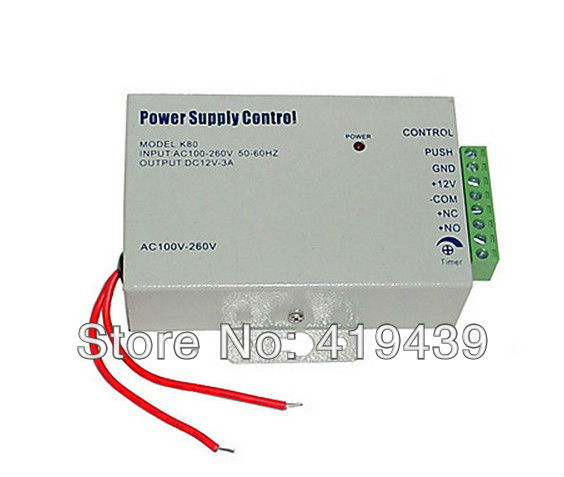 Uninterrupted Power Supply For Access Controller<br><br>Aliexpress