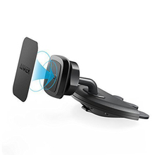Car Mount, Anker CD Slot Magnetic Universal Phone Holder for iPhone, Samsung S7/S6/edge, LG G5, Nexus 5X/6/6P, Moto, HTC, Sony
