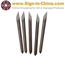 5pcs/pack Import Genman AA Series 60 Degree Mimaki Compatible Vinyl Cutter Blades(China)