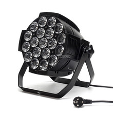 new arrival 19pcs 12W  RGBW  Cree LED  par  light  good  effect for long distance  night club lighting party event lights