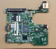 646963-001 Free Shipping for HP EliteBook 8560p Notebook Probook 6560b HM65 Notebook PC system board Original laptop