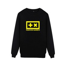 2017 Men/Women Cotton Clothes Music DJ Martin Garrix Hoodies Sweatshirts Casual Multicolor Rock Capless Clothing 3xl(China)