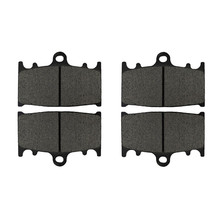 Motorcycle Parts Front Brake Pads Kit for KAWASAKI ZZR1200 ZZR 1200 ZX1200C ZX1200 C 2002-2005 , Metal & Brass Alloys
