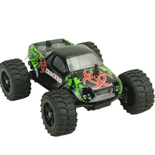 RC Car 1:32 Scale Remote Control Off-Road RC Drift Car Truck 2wd Electric High Speed Racing Ca With Rechargeable Batte Toys(China)