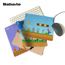 Babaite Gaming Mouse Pad Computer Notebook Rubber Mice Mat New xx398 Mouse Pad Mousepad Mat super mario