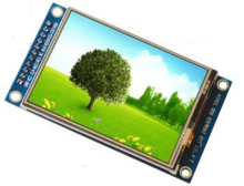 2.4 inch 11PIN SPI HD Color TFT LCD Module with Touch Panel ILI9341 Drive IC 240*320