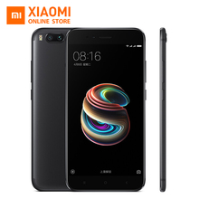 Original Xiaomi MI 5X MI5X Mobile Phone 4GB RAM 64GB ROM Snapdragon 625 Octa Core Fingerprint ID Dual Camera 12.0MP MIUI8.5