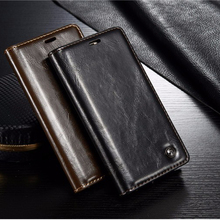 Original CaseMe Brand Luxury Leather Case for Xiaomi Hongmi 3 Magnetic Auto Flip Cover for Xiaomi Redmi 3 Phone Accessories