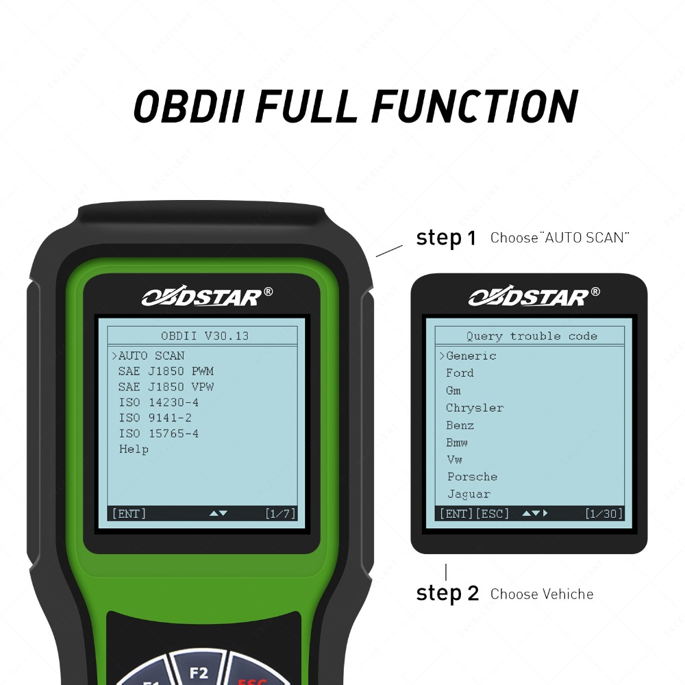 OBDII Function