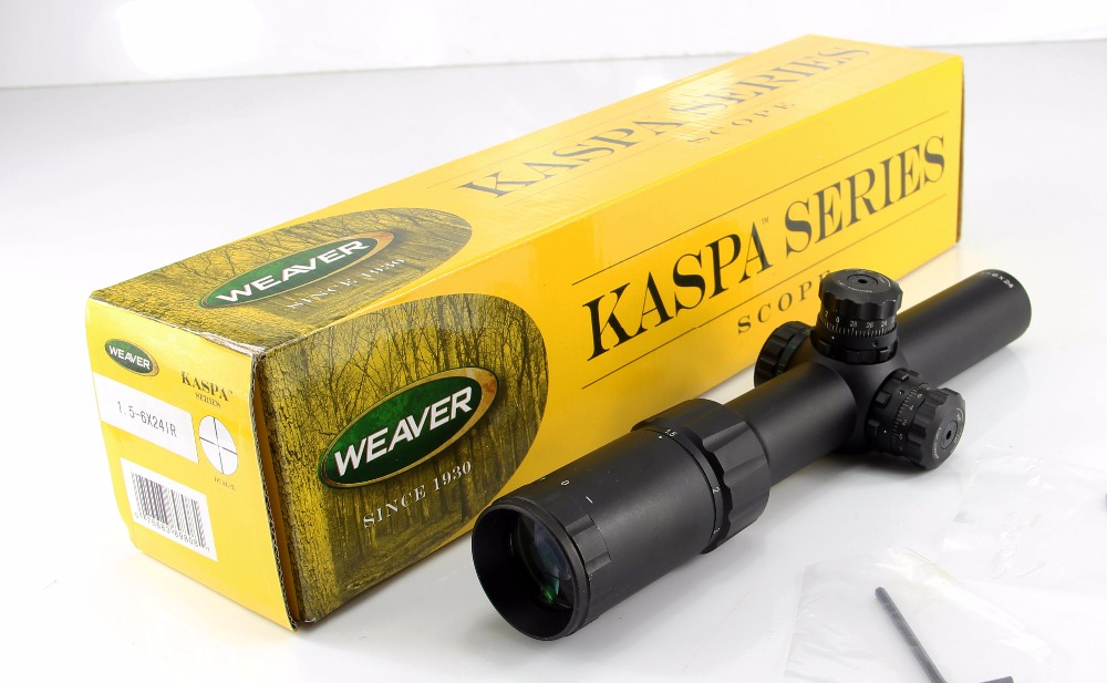 Military Dual Rifle Scope 1.5-6X24 IR Tactical Red Green Illuminated Magnifier Tactical Hunting Gun Riflescope w/ Rail Mount<br><br>Aliexpress