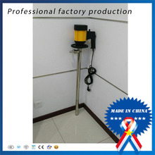 Stainless Steel 316 material Electric 220v 50/60hz Drum Oil Pump HP-E2-V+SS316-HH(pipe 1200MM)