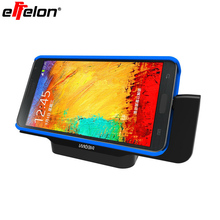 Effelon Horizontal  Dual Desktop Charging Cradle, Battery Docking Station, Charger Dock for Samsung Galaxy Note 3