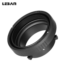 Bowens Mount To Elinchrom Mount Interchangeable Ring Adapter Converter for Photo Studio Strobe Speedlite(China)