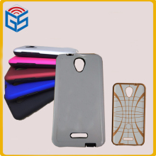 2 In 1 Soft TPU + PC Hard Case Combo Hybrid Cover For Alcatel Pop 4 Plus Pop 4+ 5056M 5056D 5056E 5056T