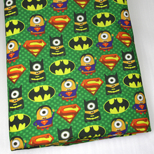 43776 50*147CM patchwork printed cotton fabric for Tissue Kids Bedding textile for Sewing Tilda Doll, DIY handmade materials(China)