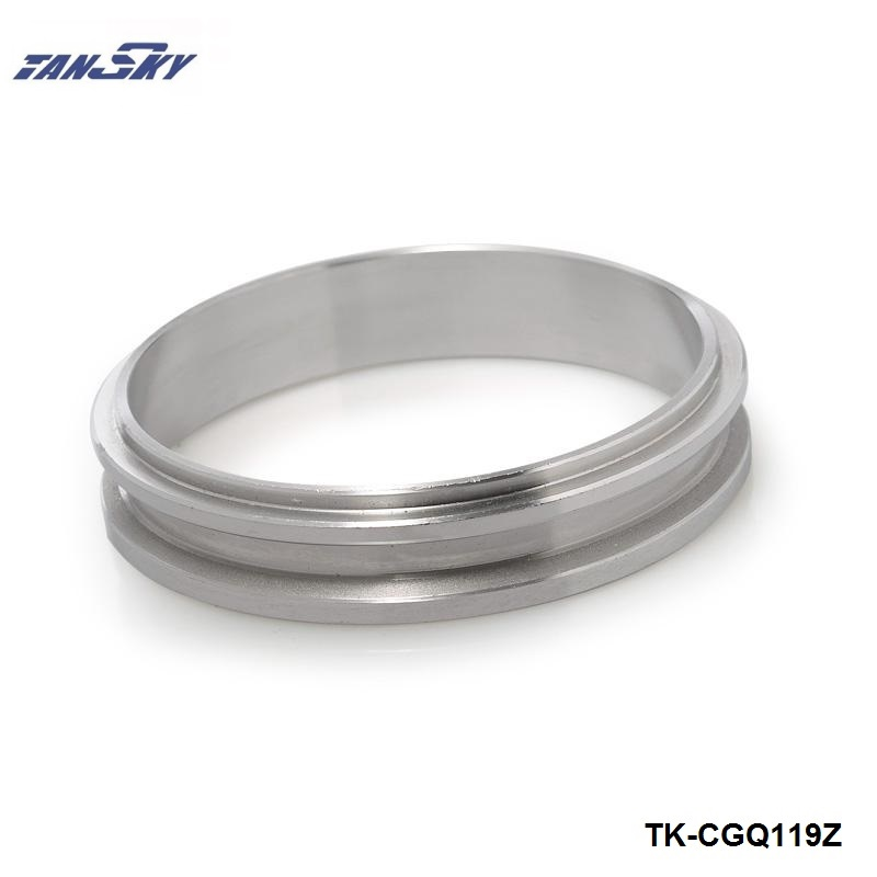 TANSKY  - Performance Steel HX40 Flange Use Of Turbocharge outlet And Downpipes Flange Adapter TK-CGQ119Z