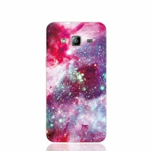 23433 space cover phone case for Samsung Galaxy J1 J2 J3 J5 J7 MINI ACE 2016 2015 ON5 ON7