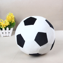 20cm Classic Toys World Cup Soccer Plush doll Pillow Toys stuff plush Football toys Fan Commemorative gift baby Toy Doll(China)