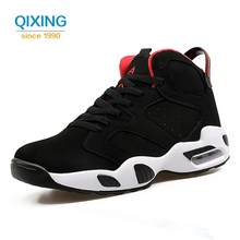 New Men Basketball Shoes High Top Breathable Sneakers Women Outdoor Ankle Boots Men Women Basketball Sport Shoes Unisex Sneakers(China)