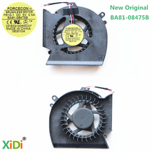NEW Original XIDI CPU FAN FOR SAMSUNG P530 R523 R525 R528 R530 R538 R540 R580 RV508 CPU COOLING FAN(China)