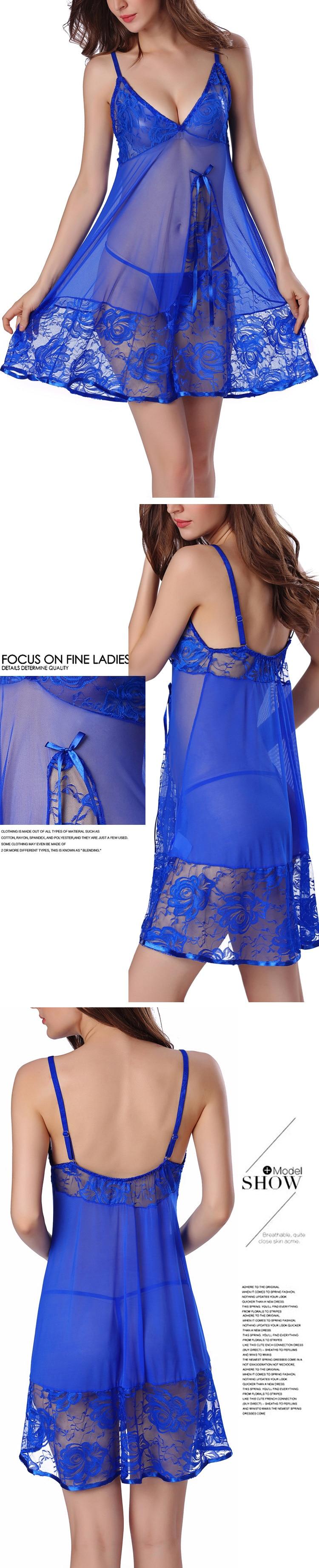 NEW 2017 women sexy lingerie High quality ladies full lace slips S-XXL women slips