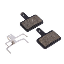 Universal MTB Bicycle Brake Pads Pair for shimano deore Mountain Road Bike Bicycle Brake Disc Resin Repair Parts Accessories(China)