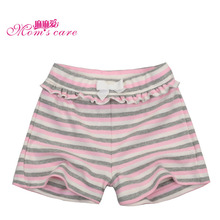 Mom's care Summer 100% Cotton Childrens Shorts Clothes Wear Baby Girs Infant Toddler shorts Kid Knickers Breeches Trousers Pants