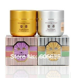 Original~~ZiDi  Skin Lightening Professional Whitening Remove Spot  Cream Day Cream and Night Cream<br>