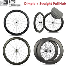 Buy Dimple Tubular Carbon Road Bike Wheel 45mm 50mm 58mm 80mm Japan Toray T700 Carbon Fiber Bicycle Wheel Taiwan Ceramic Hub for $522.50 in AliExpress store