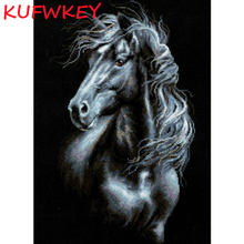 5d Diy diamond painting embroidery horse mosaic full square rhinestone cross stitch 3d birds home decor - yiwu diamonds factory Store store