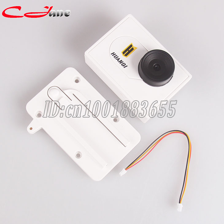 HuanQi remote control aircraft parts  5MP real-time aerial camera component HD WIFI FPV  camera H899 2.4G 6-axis B005VS B004<br>