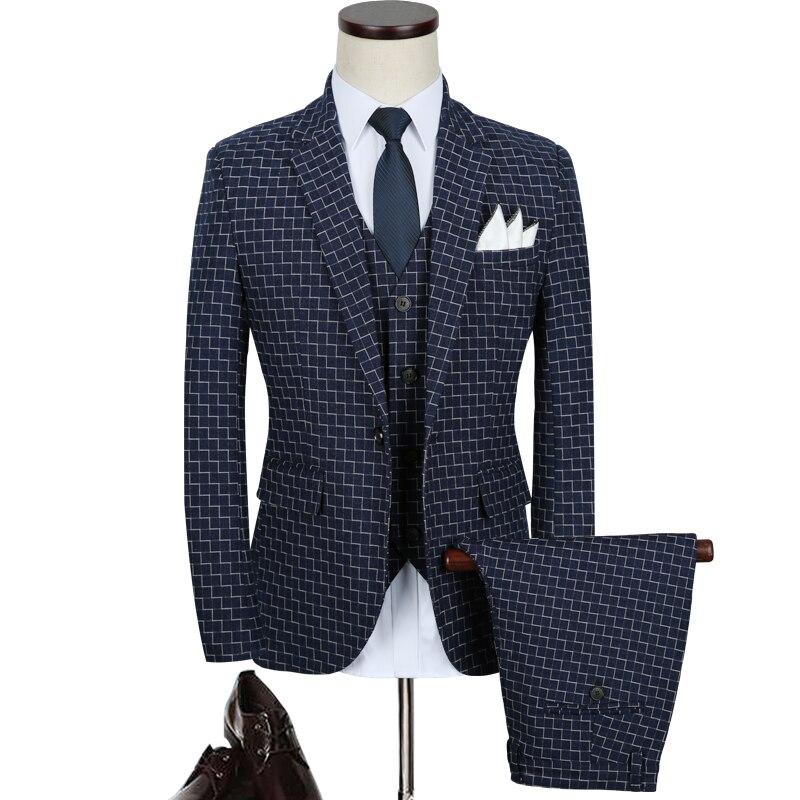Men Slim Fit Suits Sale Promotion-Shop for Promotional Men Slim ...
