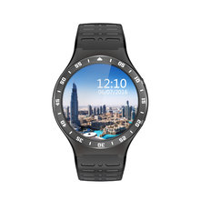 S99A 3G Smartwatch Phone 1.33'' Android 5.1 MTK6580 Quad Core 1.0GHz 8GB ROM 2.0MP Camera WiFi Bluetooth Smart Watch PK KW88