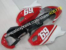 Hot Sales,Red Black White For Ducati Fairing 696 796 795 M1000 M1100 09-13 ABS Motorcycle Fairings Kit (Injection molding)(China)