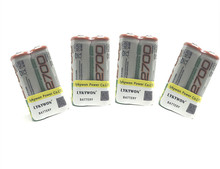 4pcs/lot Original rechargeable battery GP 2700 mAh ni-mh 1.2v aa batteries / gp 2700mah aa nimh batteria cell / aa 2700mah(China)